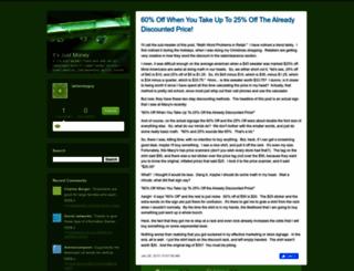 itsjustmoney.blogs.com screenshot