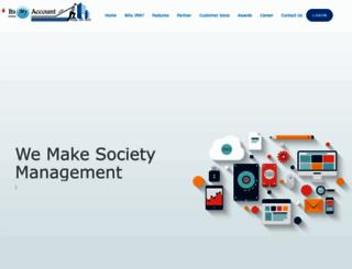 itsmyaccount.com screenshot