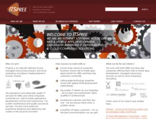 itspree.pl screenshot
