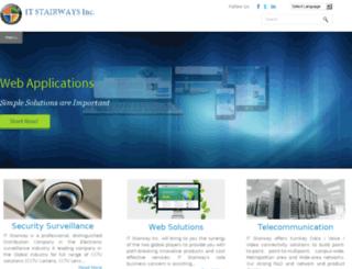 itstairways.com screenshot