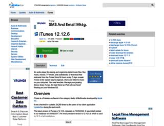 download itunes 12 8