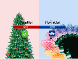 itwinklelight.com screenshot