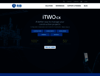 itwocx.com screenshot