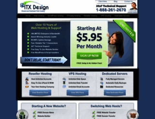 itxdesign.com screenshot