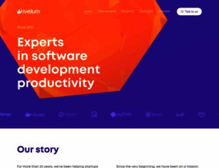 ivelum.com screenshot