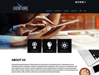 iventurecapital.com screenshot