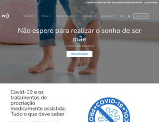 ivi-fertilidade.com screenshot
