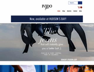 ividojeans.com screenshot