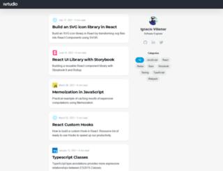 ivstudio.com screenshot