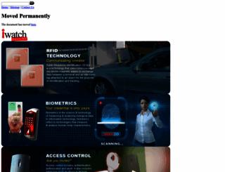 iwatchsystems.com screenshot
