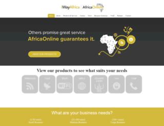 iwayafrica.net screenshot