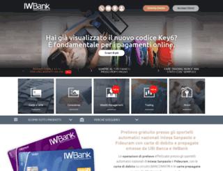 iwbank.de screenshot