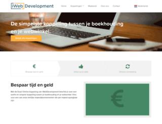 iwebdevelopment.nl screenshot