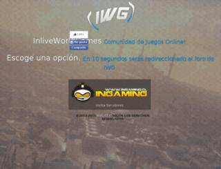 iwg.cl screenshot