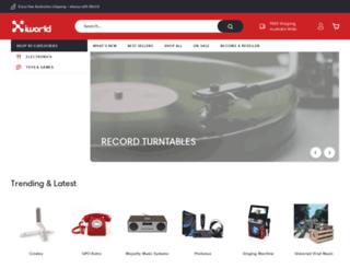 iworldonline.com.au screenshot