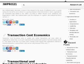iwpro21.com screenshot