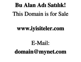 iyisiteler.com screenshot
