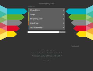 izaashopping.com screenshot