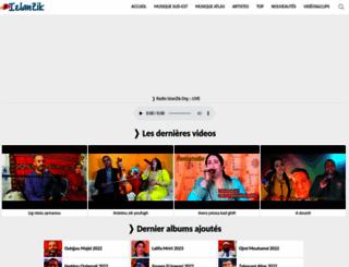 izlanzik.org screenshot
