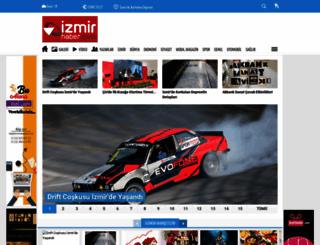 izmirhaberajansi.com screenshot