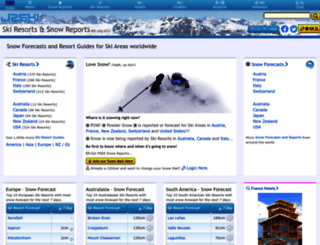 j2ski.com screenshot