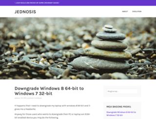 j3pd.wordpress.com screenshot