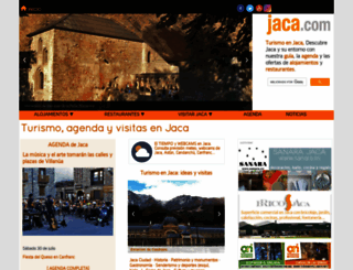 jaca.com screenshot