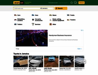 jacars.net screenshot