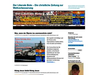 jachwe.wordpress.com screenshot