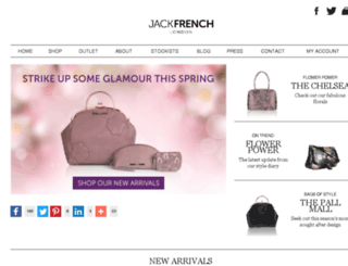 jackfrenchlondon.com screenshot