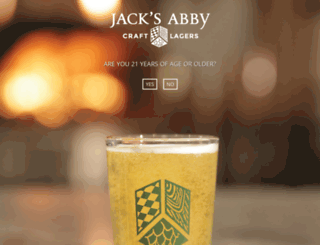 jacksabby.com screenshot