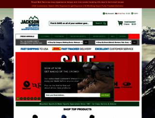 jackson-sports.com screenshot