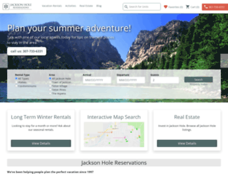 jacksonhole.net screenshot