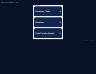 jacksonvilleedc.com screenshot