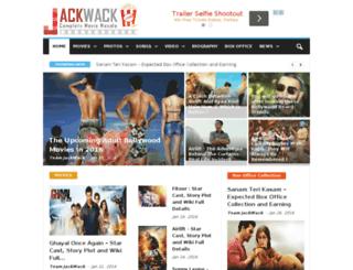jackwack.com screenshot