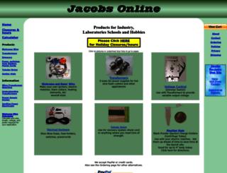 jacobs-online.biz screenshot