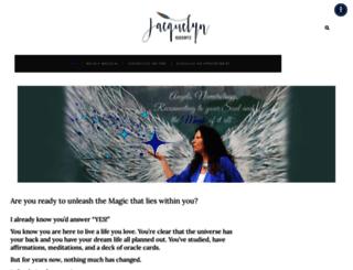 jacquelyngioertz.com screenshot