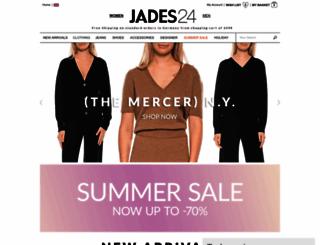 jades24.com screenshot