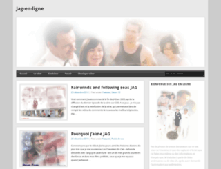 jag-en-ligne.com screenshot
