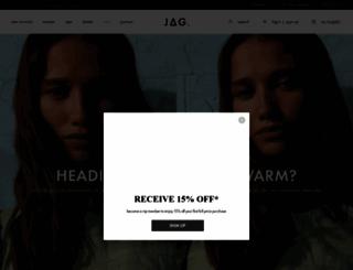 jag.com.au screenshot