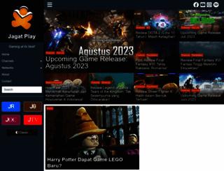jagatplay.com screenshot