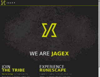 jagex.org screenshot