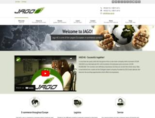 jago-ag.com screenshot