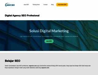 jagoseo.com screenshot