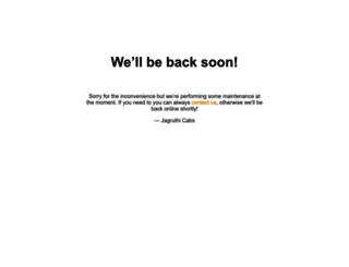 jagruthicabs.com screenshot