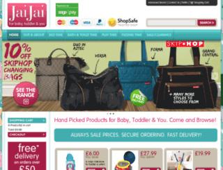 jaijai.co.uk screenshot