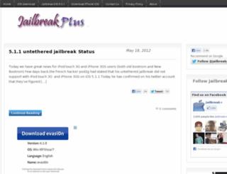 jailbreakplus.com screenshot
