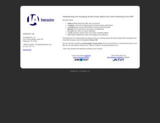 jainteractive.com screenshot