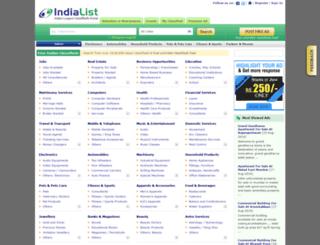 jaipur.indialist.com screenshot