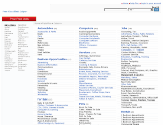 jaipur.themirch.com screenshot